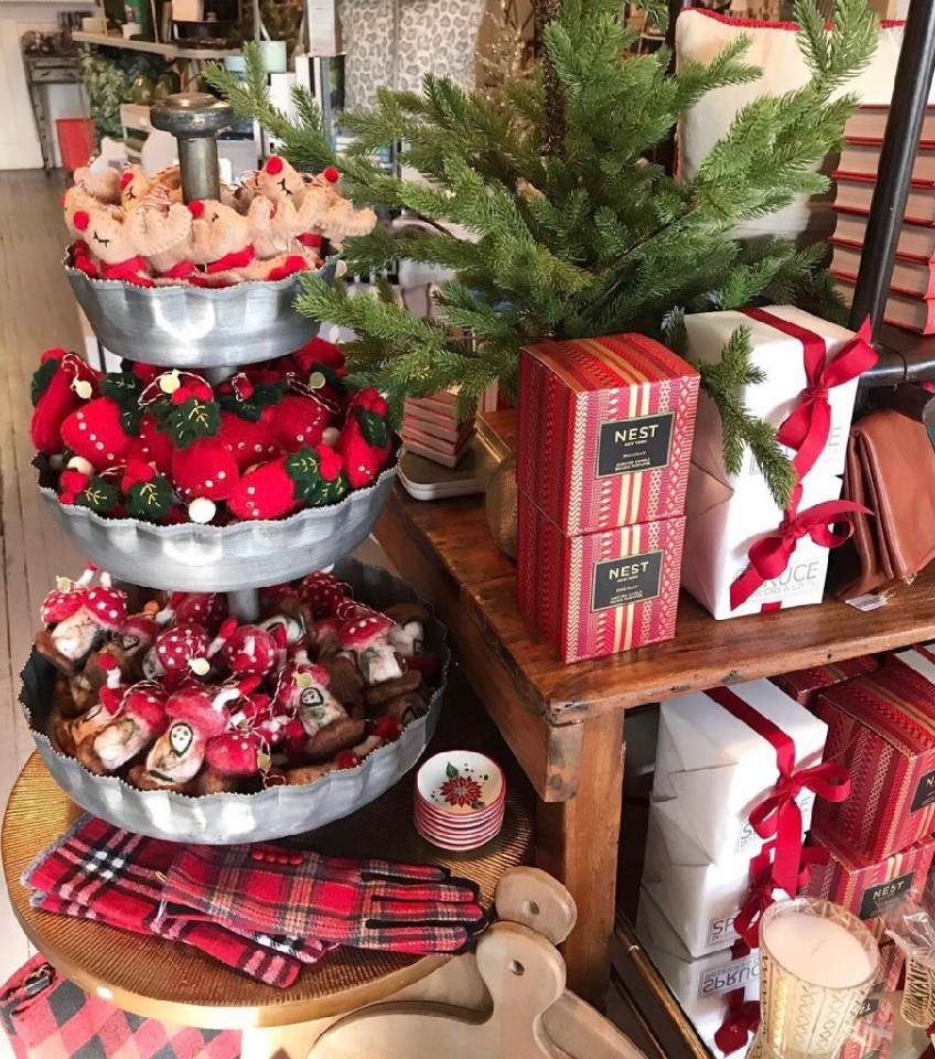Home Spruce Interiors Gifts
